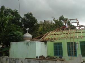 Masjid Baiturrokhim Tepas Gunugkidul
