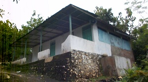 Masjid di Dusun Melian
