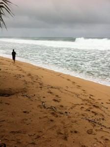 Pantai Sepanjang Gunungkidul dengan pasir putihnya