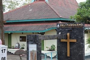 Gereja Kristen Jawa (GKJ) Panggang, Girisekar