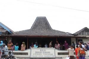 Balai Dusun Gebang, Girisuko