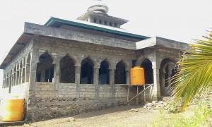 Masjid Al Fatah Flores NTT