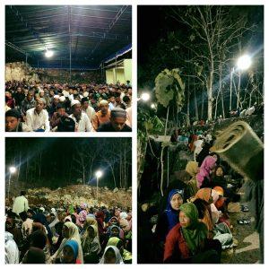 Pengajian di Dusun Jurug Panggang