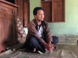 Kunjungan ke Kepala Desa Terpilih Girikarto, Bapak Tuyadi