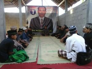 Kunjungan ke Kepala Desa Terpilih Girimulyo, Bapak Sunu.