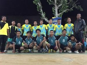 Tim Angkasa dan Tim Bintang Saat Semi Final