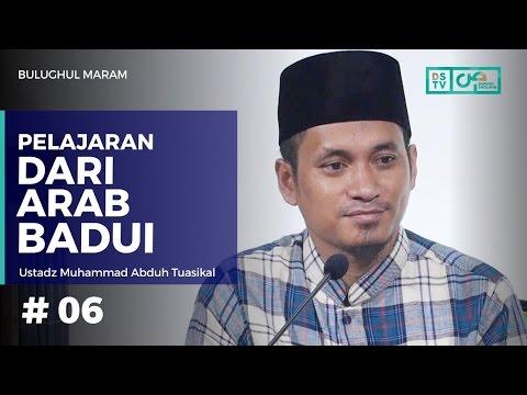 bulughul-maram-pelajaran-dari-arab-badui