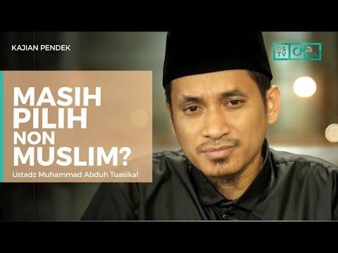 kajian-pendek-masih-pilih-non-muslim