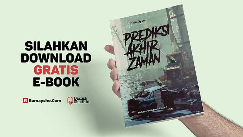 Ebook Prediksi Akhir Zaman