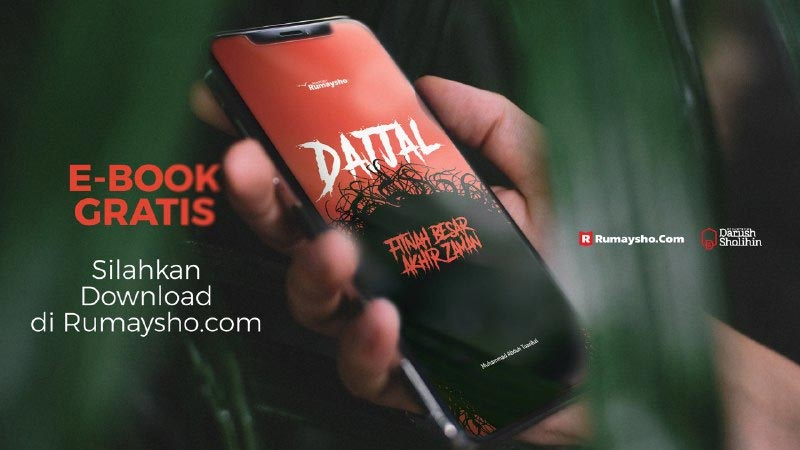 Ebook - Dajjal, Fitnah Besar Akhir Zaman